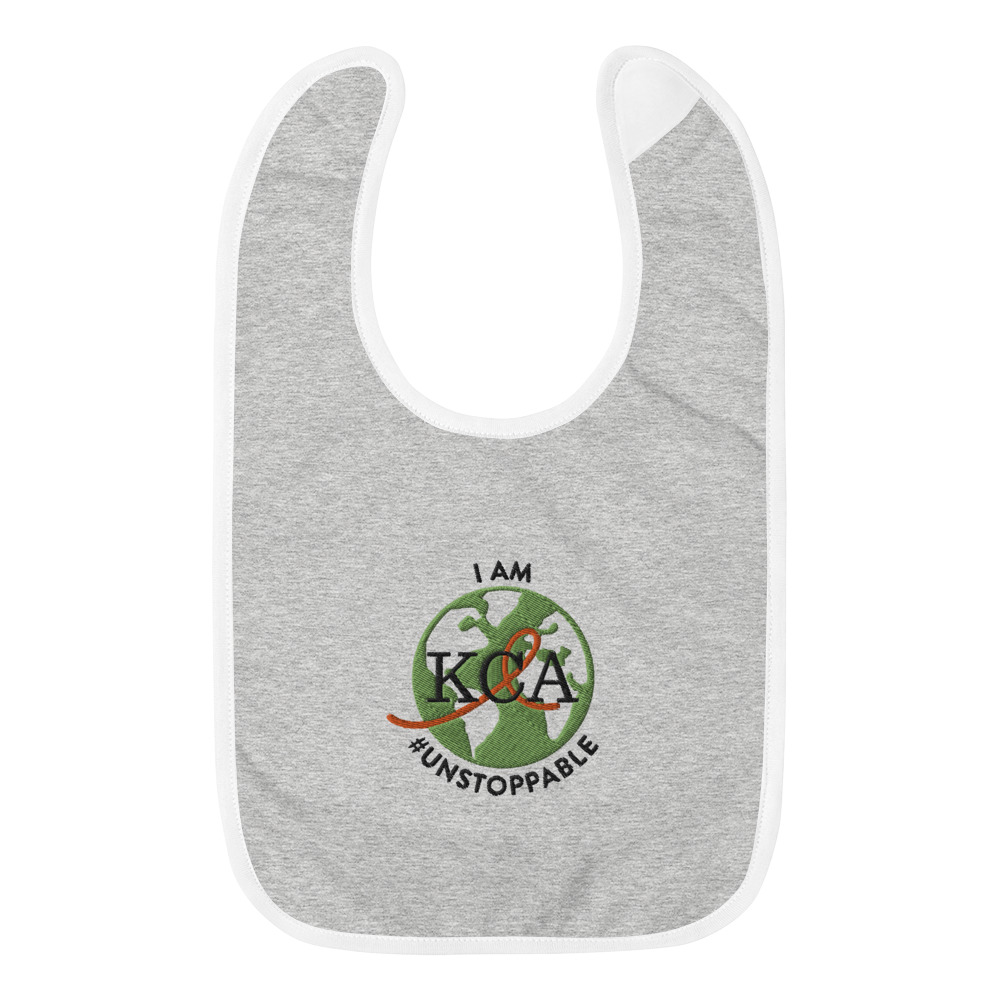 Embroidered Baby Bib Product